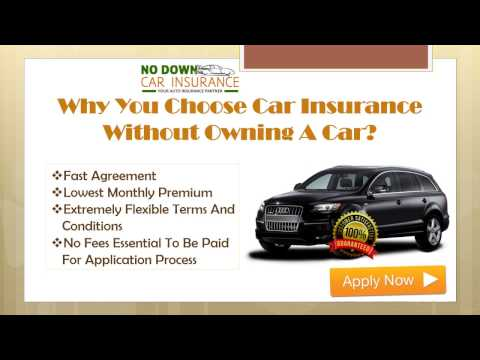 Find Out About Non Car Owner Auto Insurance Quotes Online
