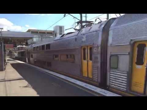 NSW Trainlink V8