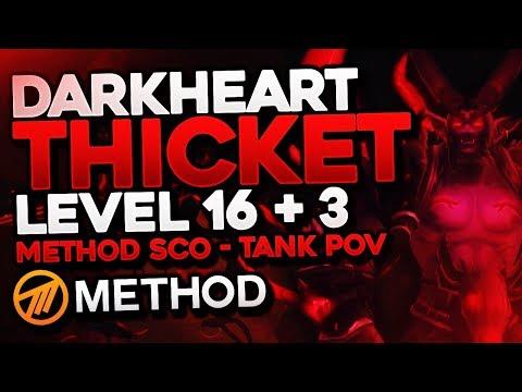 MYTHIC+ LVL 16! DHT (+3 Chest) - 7.3 Guardian Druid Tank PoV - Method Sco