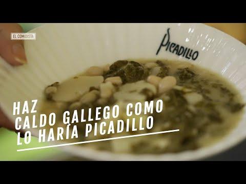 EL COMIDISTA   El caldo gallego como lo hacía Picadillo