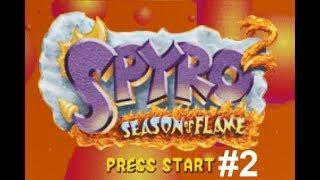 Let's Play Spyro 2: Season of Flame #2 - Flame On