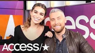 Lance Bass Says *NSYNC Was Scared Of The Backstreet Boys Because Of Lou Pearlman | Access