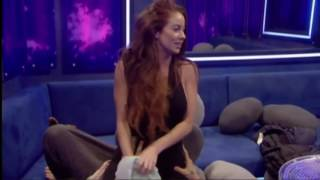Big Brother Marco Pierre White Laura Carter's 2016(1)