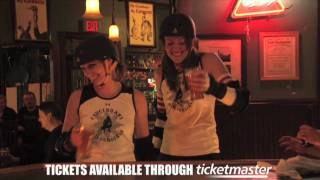 "Cincinnati Rollergirls Commercial 2:  ""the Bar"""