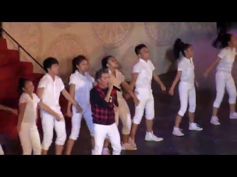 Mot Doi Nhu Chua (Dai Hoi Gioi Tre Mua Chay 2016) Full HD