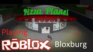 Playing Roblox Bloxburg! *didn't play for a long time*