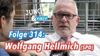 Wolfgang Hellmich (SPD), Vorsitzender vom Verteidigungsausschuss - Jung & Naiv: Folge 314