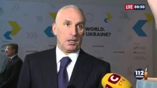 Александр Ярославский на форуме в Давосе 2016