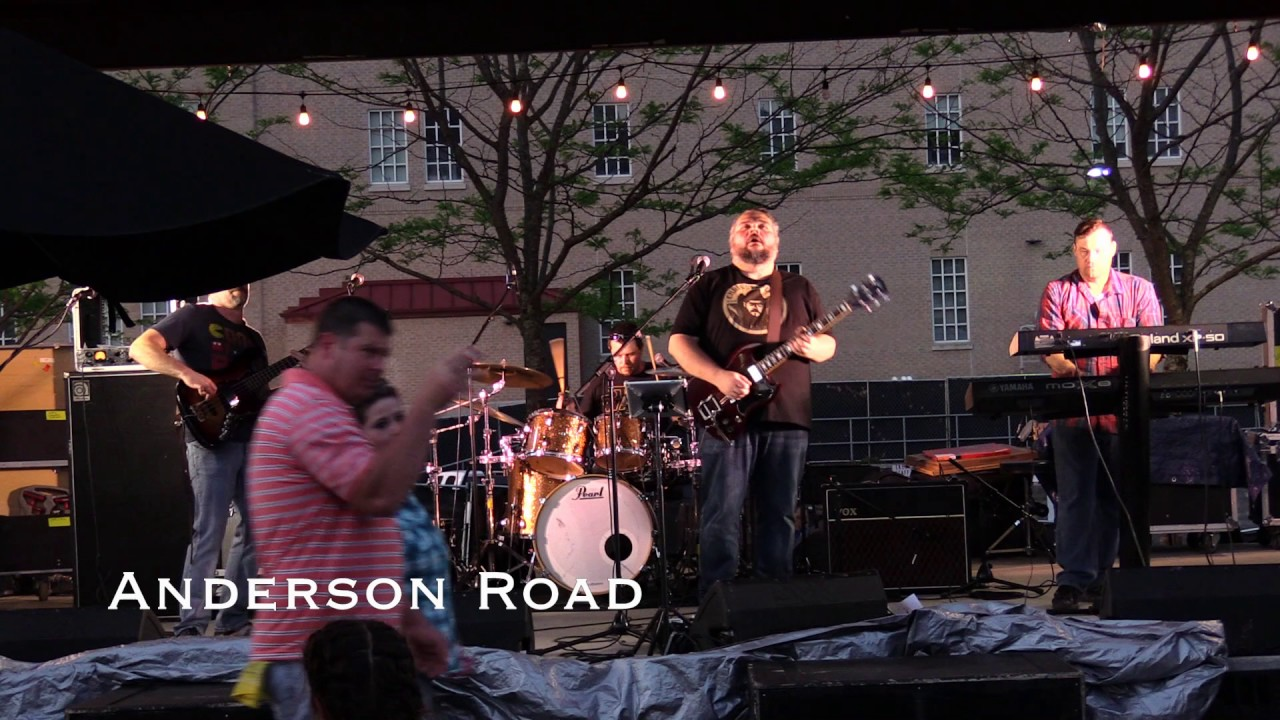 anderson road goin down hillbilly days 2017 youtube