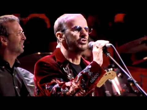 Photograph - Ringo Starr [Concert for George; Royal Albert Hall; 2002].flv