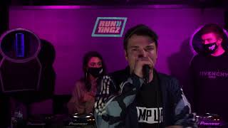 Brockie B2B Nicky Blackmarket x Shabba D + Residents | RTZ x 1Luv DNB | RTZ Live 86