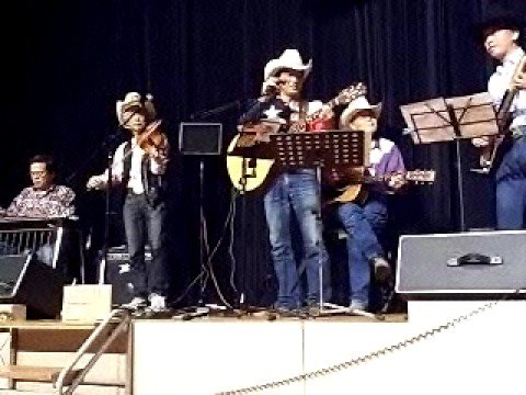 The Cowboy Rides Away in Sakai Dance Picnic