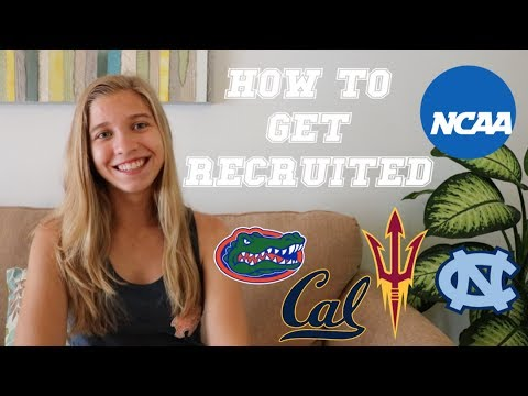 HOW TO GET RECRUITED FOR COLLEGE SPORTS