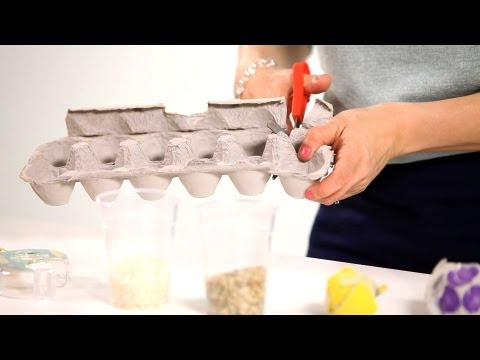 How to Make Maracas   Musical Instruments