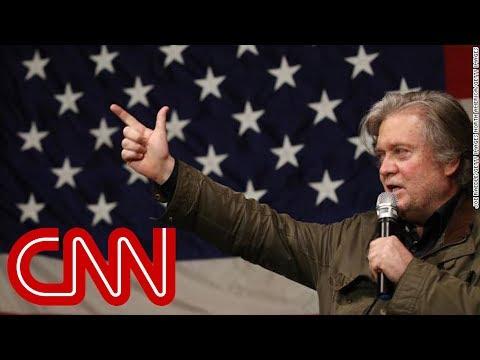 Bannon: Trump tower meeting was treasonous