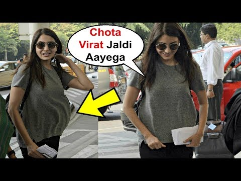 Anushka Sharma Cute Reaction On Her Pregnancy