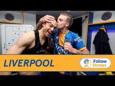 HIGHLIGHTS: Shrewsbury Town 2 Liverpool 2 - Town TV