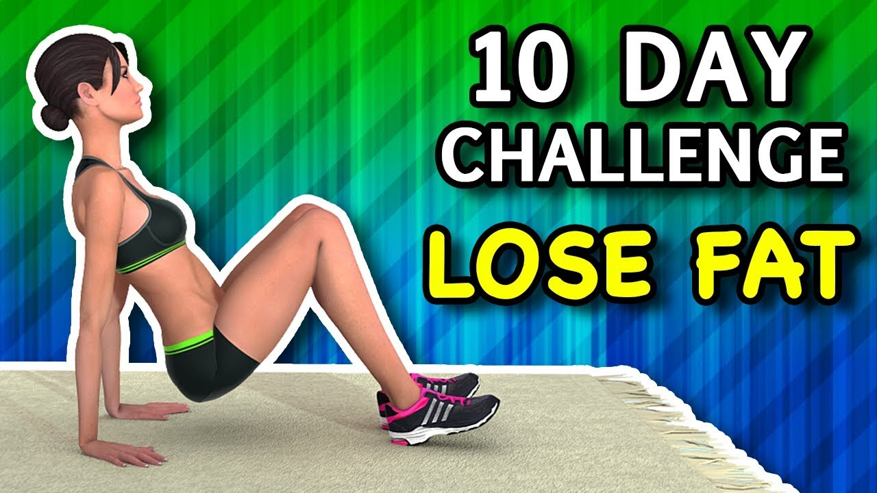 10 day fat burning workout