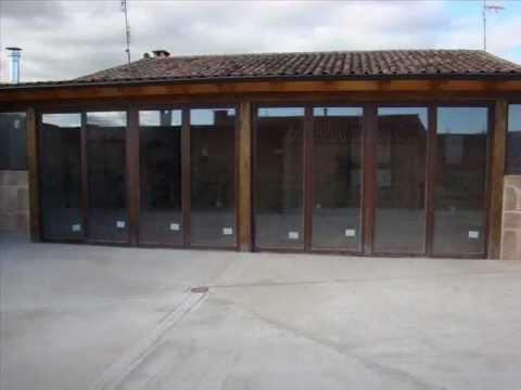 Terrazas rehabilitacion rustica de una terraza decoracion - Decoracion para terrazas ...