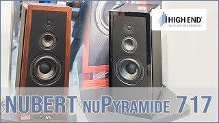 Nubert nuPyramide 717 vorgestellt