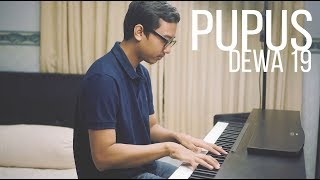 PUPUS DEWA 19 Piano Cover