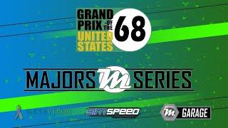 Majors Series | International Region | Round 12 | Watkins Glen