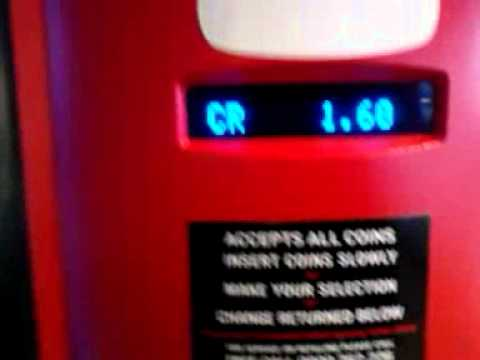 Free Money out of Coke machine