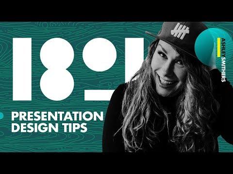 7 Deadly Sins of Presentation Design w/ Ashley Smithers