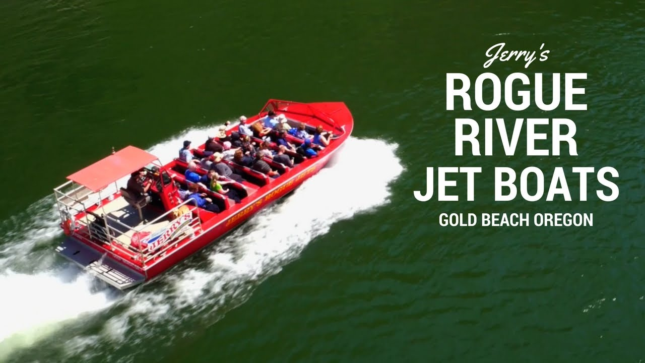 Rogueriver Jetboats Jerrysrogueriverjetboats