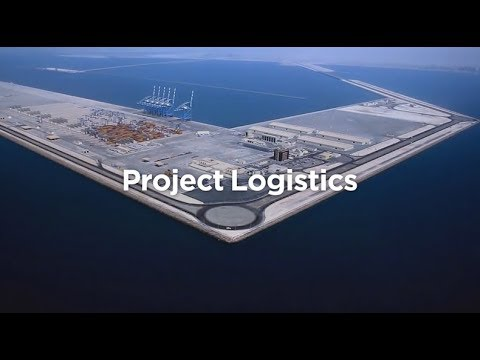 CJ Logistics | Delivering Project Logistics Services Worldwide