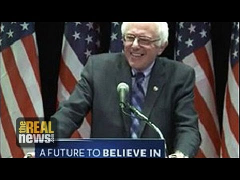 Bernie Sanders Decries Lack of Wall Street Prosecutions