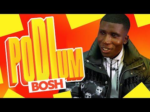 Bosh : Top 3 des bagarreurs, des insultes, des rappeurs US   Podium