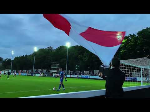 BEHIND THE SCENES | Saints 1-0 Derry City (09/07/21)
