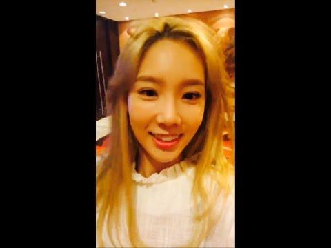 [everyshot] 소녀시대 태연 – 월요일이다아ㅏ앜 _everyshot ver
