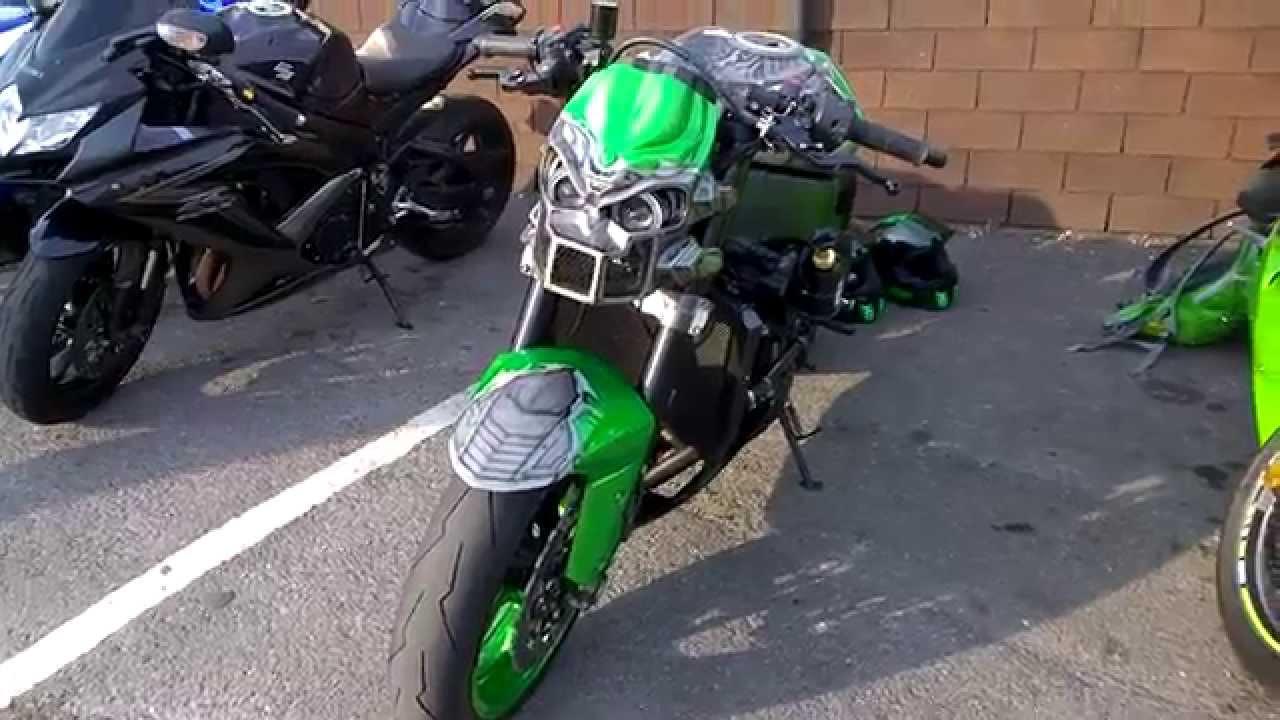 Kawasaki Zx10 Tomcat Streetfighter Hobbiesxstyle