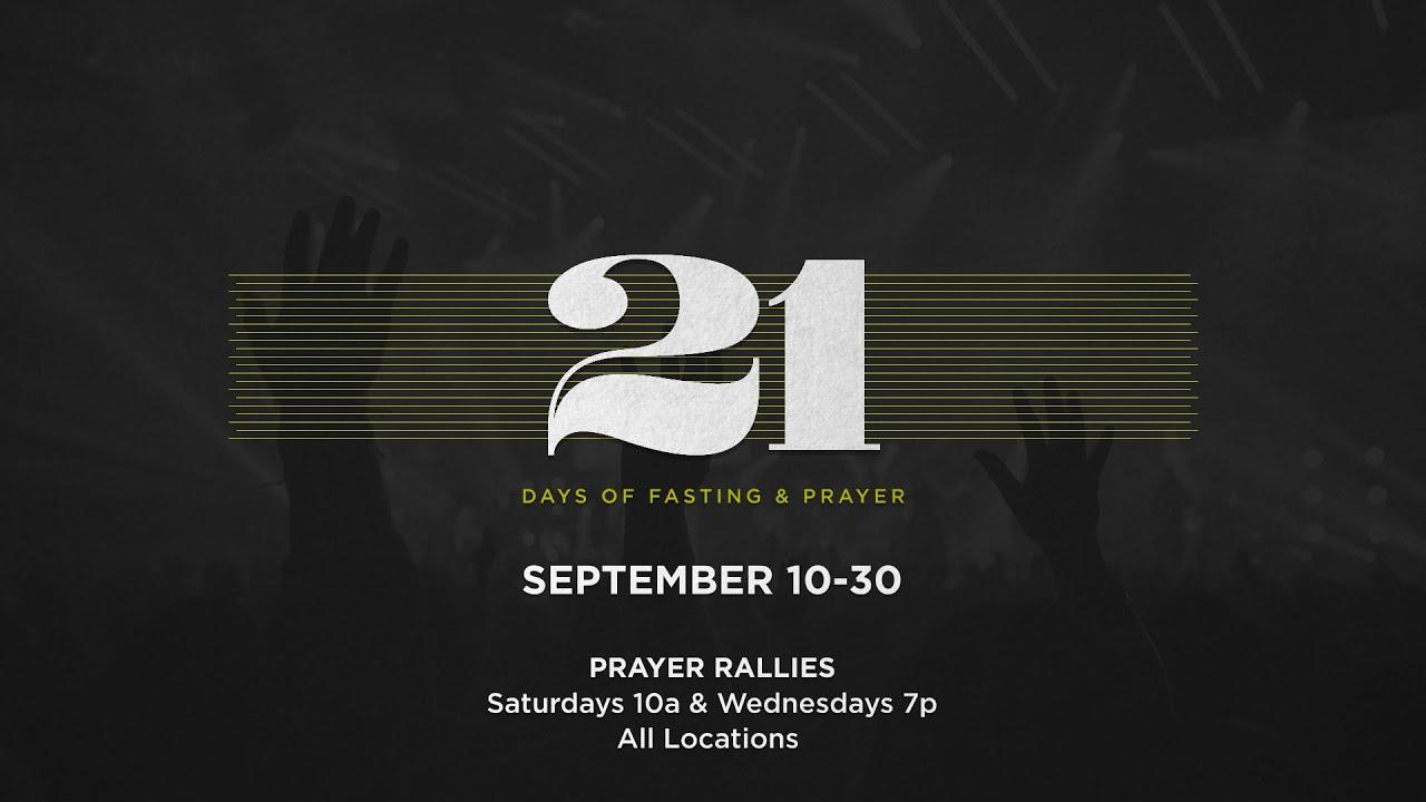 Prayer Rally - 9/16 thumbnail