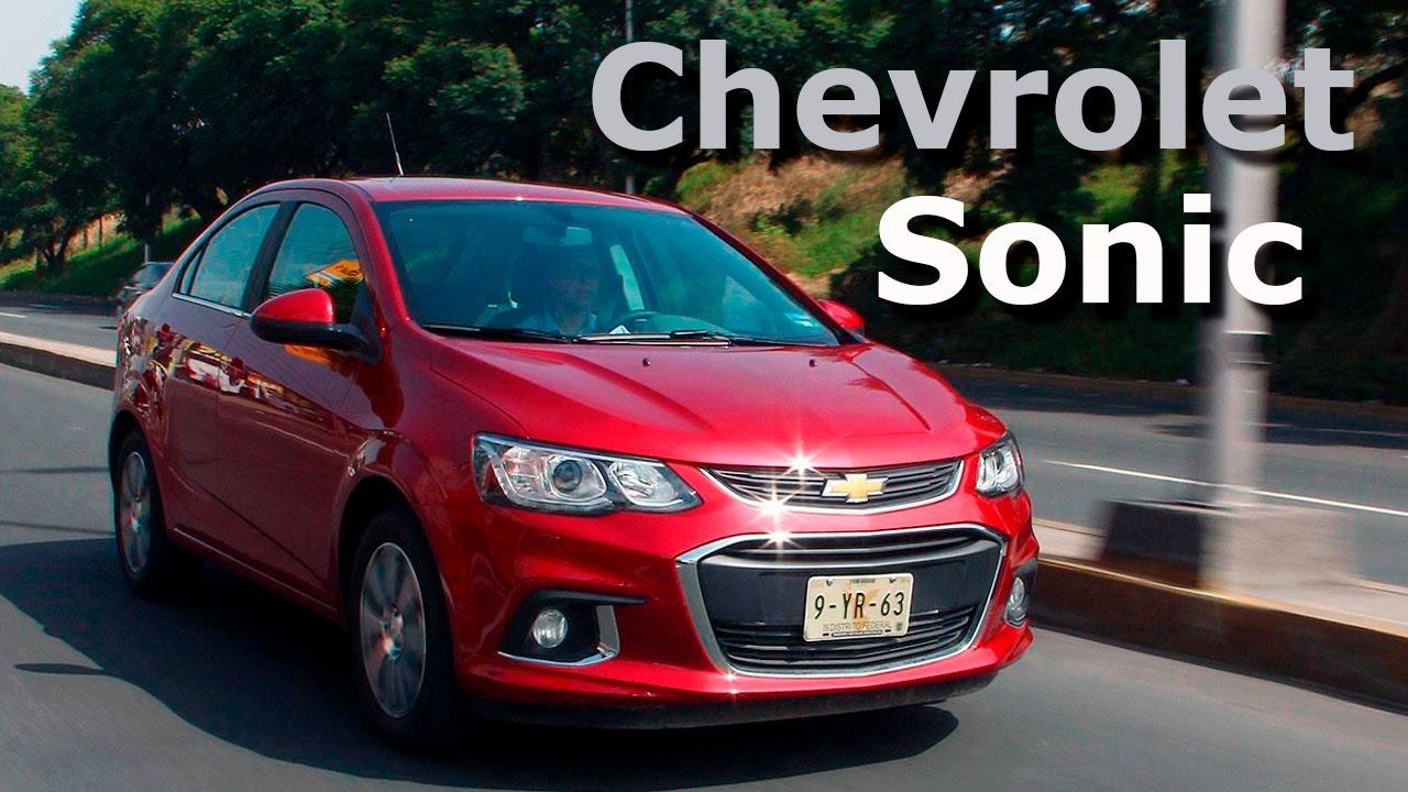 Chevrolet Sonic Dise 241 O M 225 S Refinado Y Manejo Balanceado