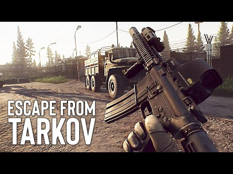 How to SURVIVE the APOCALYPSE!! (Escape from Tarkov)