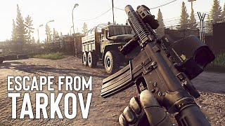 Gambar cover How to SURVIVE the APOCALYPSE!! (Escape from Tarkov)