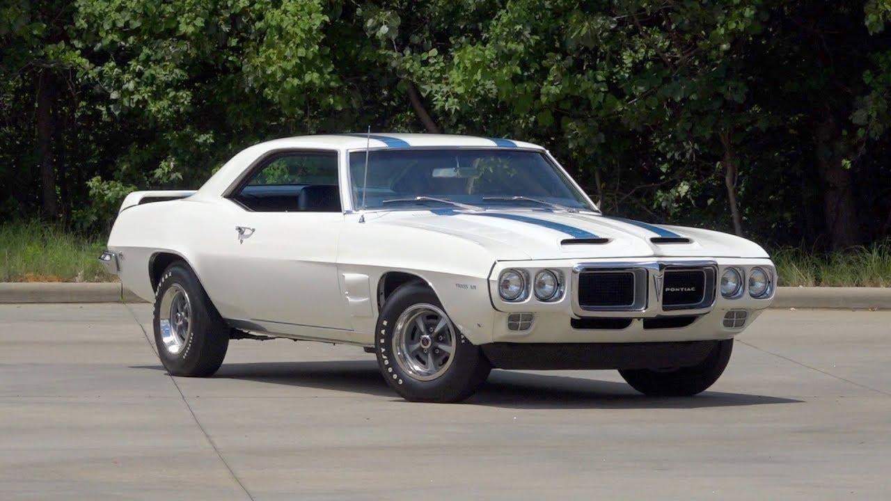 1969 Pontiac Firebird for sale near Charlotte, North