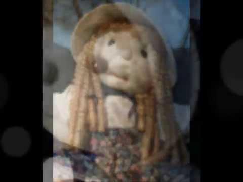 Shantydolls Handmade dolls in Cotton Country