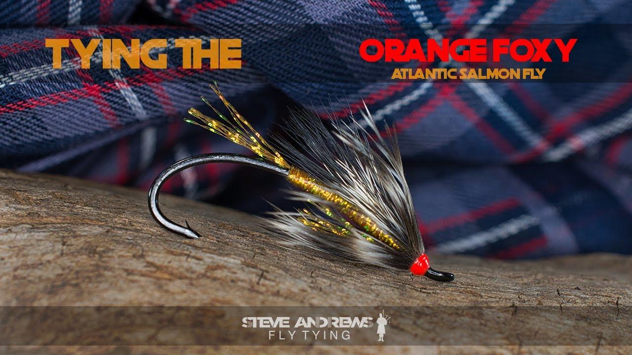 Tied by Steve Andrews Sugerman Shrimp Atlantic Salmon Fly