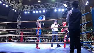 K-1 kickboxing National Fight night  (Karnataka Vs Aman Kumar Dehli )