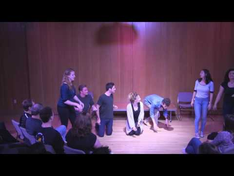 Stanford Improvisors 2017: Purple Daisy Chain