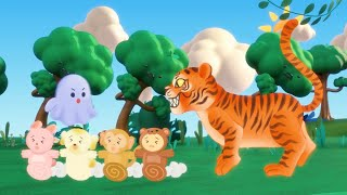 Ardhito Pramono - Tiger Song (Do The Wiggle) (Official Visualizer)