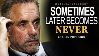 BREAK THE BAD HABITS - Jordan Peterson's Inspiring Speech