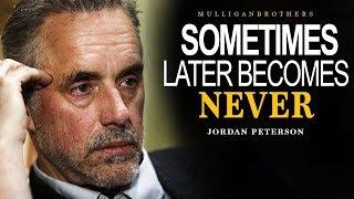 BREAK THE BAD HABITS - Jordan Peterson's Inspiring Speech thumbnail