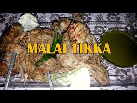 MALAI TIKKA - Recipe 20 - Cooking With Sadaf Sultan HD