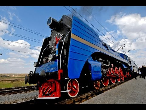 Golden Eagle Trans-Siberian Train