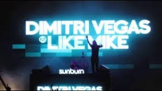 Dimitry Vegas & Like Mike 'Sunburn festival India'